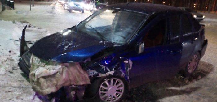 ДТП: пострадали три человека